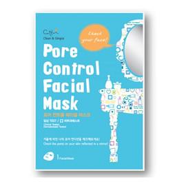Mask maska na rozszerzone pory w płacie
