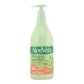 Nawilżający balsam do ciała z 100% wyciągiem z aloesu