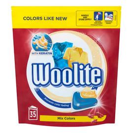 kapsułki do prania ochrona koloru z keratyną 35szt