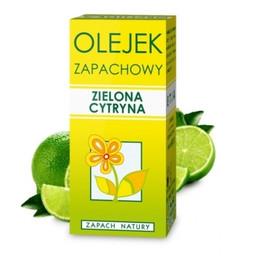 Olejek zapachowy zielona cytryna