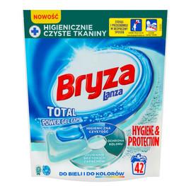 Hygiene&Protection Kapsułki do prania do bieli i kolorów 42szt