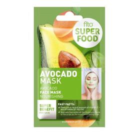Odżywcza maska do twarzy, Awokado