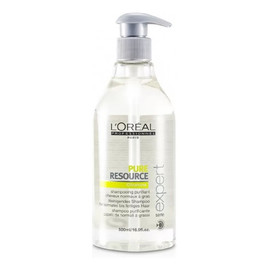 Oczyszczający szampon do włosów