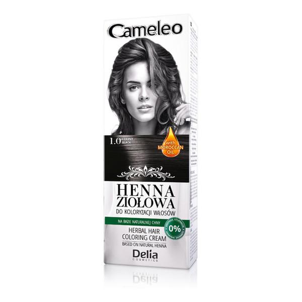 Delia Henna Creme Cameleo Ziołowa Henna Do Koloryzacji Włosów