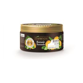 Regenerująco-Odżywcze Masło do Ciała Cytrynowiec i Mięta