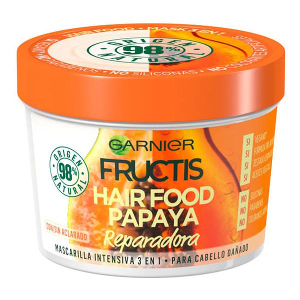 Garnier Fructis Hair Food Papaja Maska do włosów 390ml