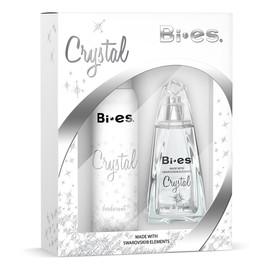Damski Komplet Woda perfumowana 100ml + Dezodorant 150ml