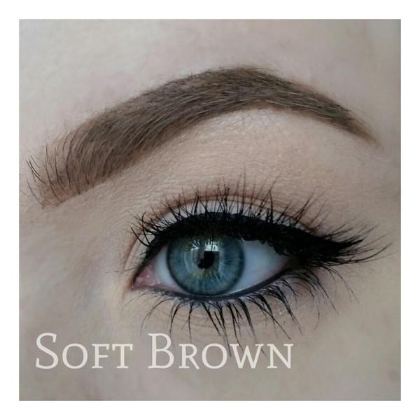 Freedom Makeup Pro Brow Pomade Pomada Do Brwi 10 Soft Brown