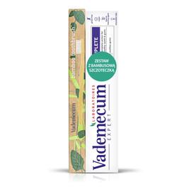 Pro Vitamin Complex Pasta do zębów Complete + szczoteczka bambusowa do zębów