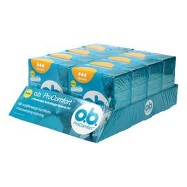 Normal komfortowe tampony 8 op. x 8szt (6+2 gratis)