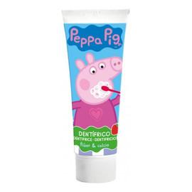 Peppa pig pasta do zębów dla dzieci 1-6lat truskawka