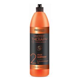 Protein Therapy Keratin Complex Keratyna 2 Conditioner For Dry And Damaged Hair Odżywka Odbudowująca Kreatyna & Ekstrakt Z Aloesu