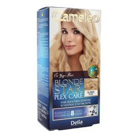 Rozjaśniacz do włosów Blonde Star Plex Care
