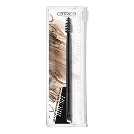 Duo Eyebrow Defining Brush pędzelek ze szczoteczką do brwi