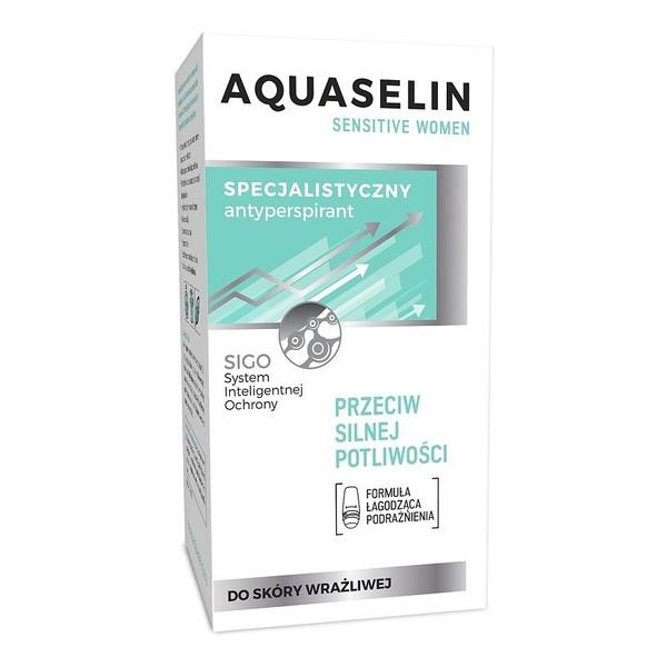 AA Aquaselin Sensitive Dezodorant roll-on 50ml