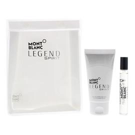 Zestaw miniatura wody toaletowej spray 7.5ml + balsam po goleniu 50ml + kosmetyczka