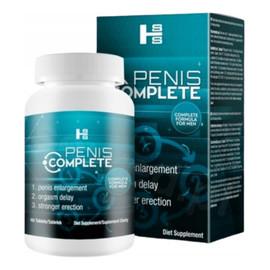 Penis complete powiększenie mocna erekcja dłuższy sex suplement diety 60 tabletek