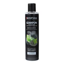 Aktywny Węgiel szampon do wszystkich rodzajów włosów