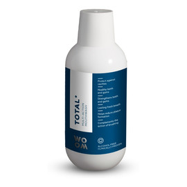 Total+ multi-action mouthwash płyn do płukania jamy ustnej chroniący przed próchnicą