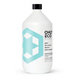 ekologiczny płyn do prania tkanin kolorowych