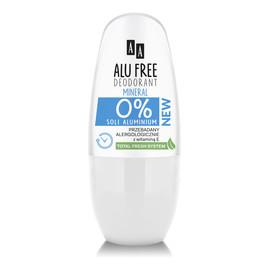 dezodorant w kulce Alu Free Mineral