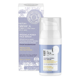 serum do twarzy skóra sucha i wrażliwa ochrona i nawilżenie