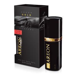 Perfumy do samochodu gold spray