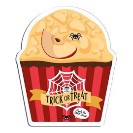 Trick Or Treat Apple Pie Sheet Mask oczyszczająco-wygładzająca maseczka w płachcie z ekstraktem z jabłka