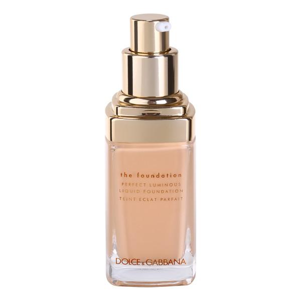 Dolce & Gabbana The Foundation Perfect Luminous aksamitny podkład rozjaśniający 30ml