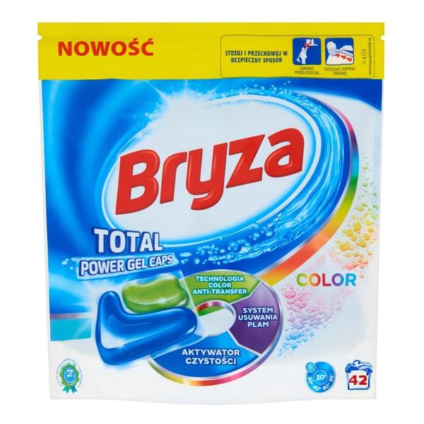 Bryza Lanza Spring Freshness kapsułki do prania do koloru 42szt 911g