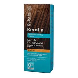 Serum Do Włosów z Keratyną