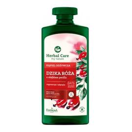 Kąpiel odżywcza dzika róża z olejkiem perilla