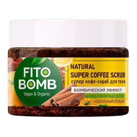 Super kawowy peeling do ciała Antycellulitowy detoks + Idealna figura