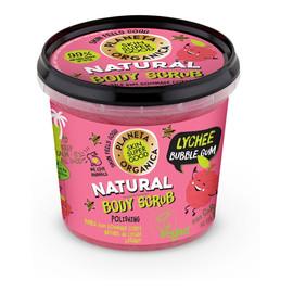 Naturalny scrub do ciała Lychee Bubble Gum
