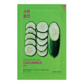 Cucumber maseczka z ekstraktem z ogórka Odświeżająca1 sztuka