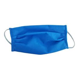 Maska ochronna wielorazowa dwuwarstwowa niebieska 50szt