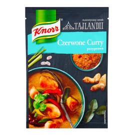 Autentyczny Smak Tajlandii przyprawa Czerwone Curry