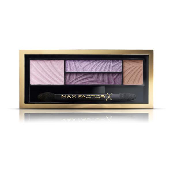 Max Factor Smokey Eye Drama Kit 2in1 paleta cieni do powiek i cieni do brwi z aplikatorem