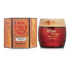 całonocna maseczka z ekstraktem z czerwonego wina
