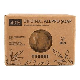 Mydło oliwkowo-laurowe 40%