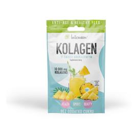 Kolagen o smaku ananasowym suplement diety