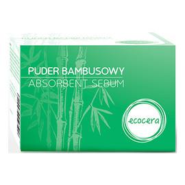 Puder Bambusowy Absorbent Sebum