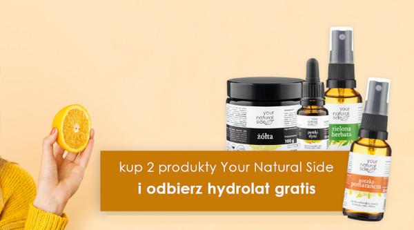 2 x Your Natural Side | hydrolat gratis!