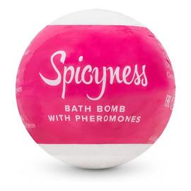 Bath Bomb kula do kąpieli z feromonami Spicyness