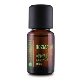 Organiczny olejek eteryczny z rozmarynu