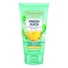 Peeling enzymatyczny rozświetlający z wodą cytrusową Ananas