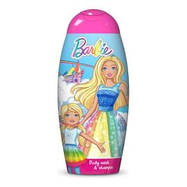 Żel pod prysznic 2w1 dla dzieci Barbie Dreamtopia