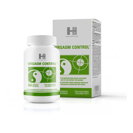 Orgasm control suplement diety na opóźnienie wytrysku 60 kapsułek