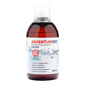Herbals Argentum 200 Tonik Do Twarzy 50ppm Srebro Koloidalne