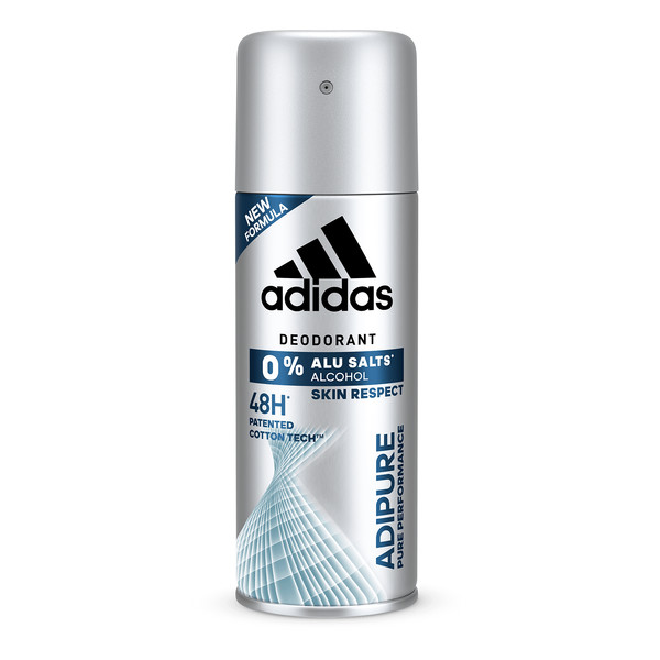 Adidas Men Adipure Dezodorant 48H spray 150ml